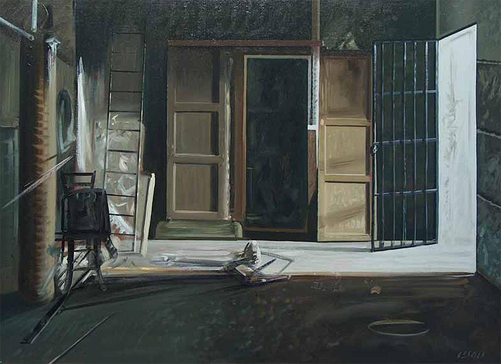 La porta 1