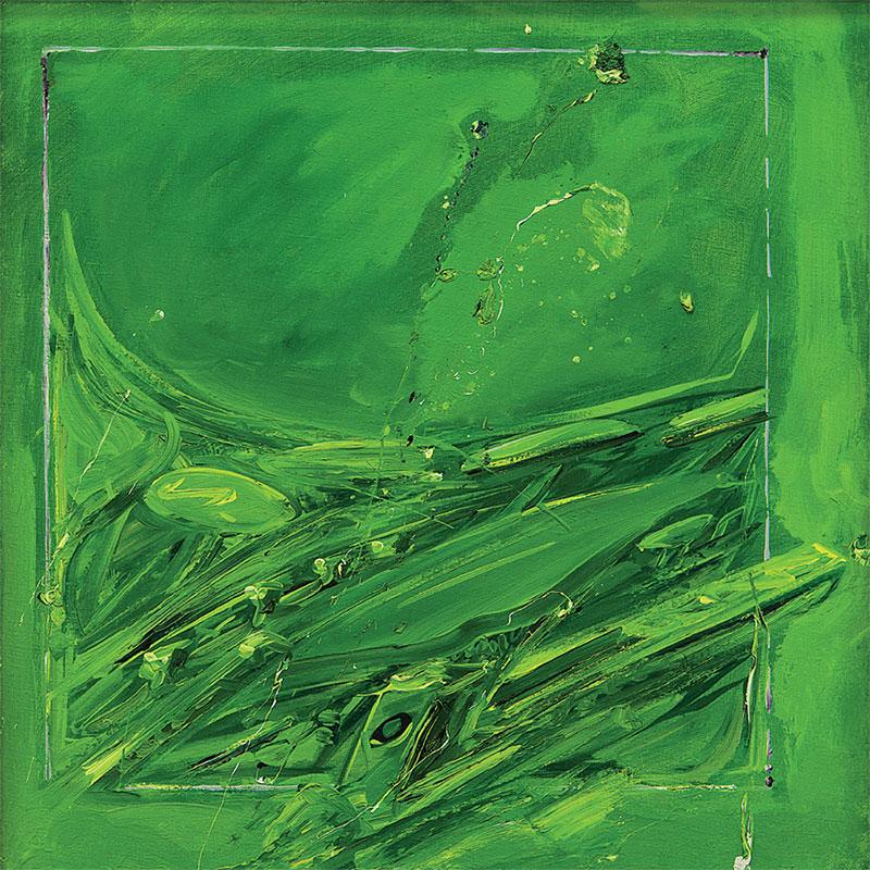 Notturno verde